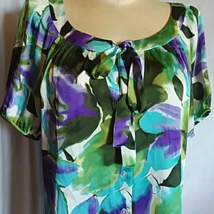 JACKLYN SMITH BLOUSE